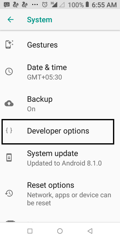 Options+in+Android