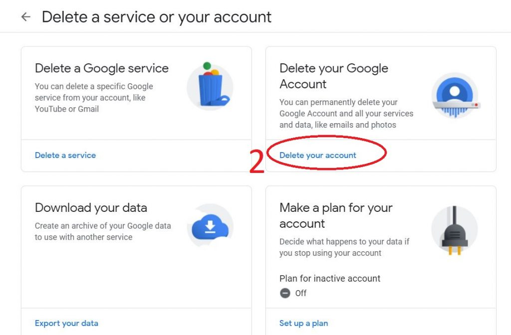 how+to+delete+gmail+account
