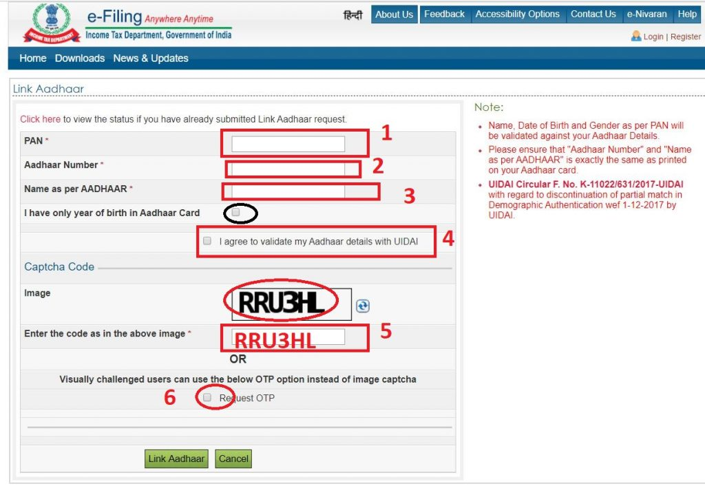 How+to+link+aadhar+to+pan