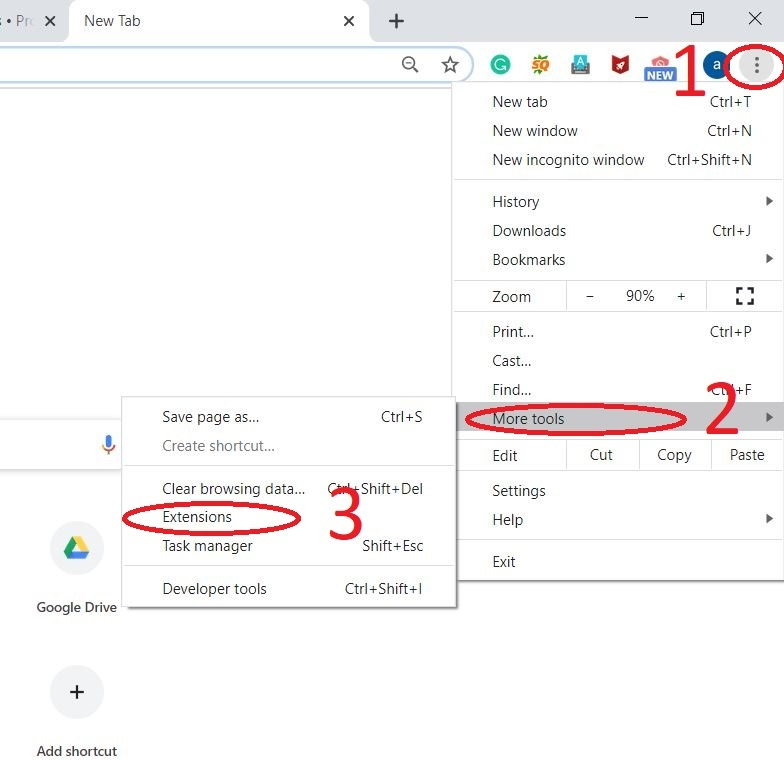 how+to+remove+chrome+extension