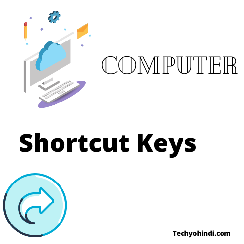All Shortcut Keys Laptop And Pc