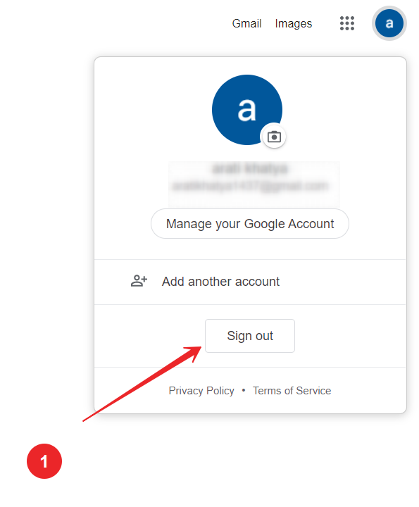 How To Change Default Google Account in Chrome
